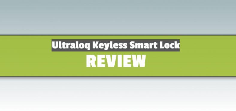 Ultraloq keyless