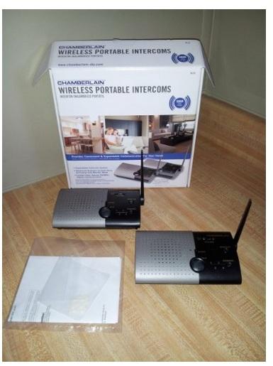 Wireless Intercom