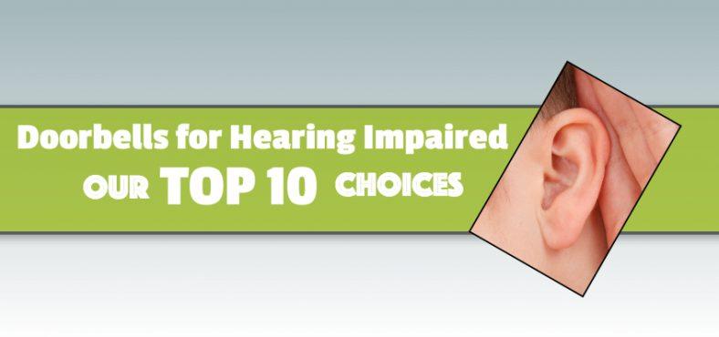 doorbells for hearing impaired
