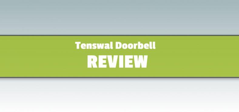 tenswal doorbell review